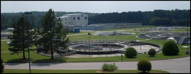 South Cary Water Reclamation Facility